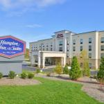 Hampton Inn & Suites California University-Pittsburgh