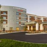 US 131 Motorsports Park Hotels - Courtyard By Marriott Kalamazoo Portage