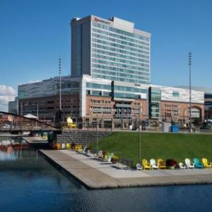 First Niagara Center Hotels - Buffalo Marriott Harborcenter