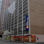 Helen Hayes Theatre Accommodation - Hilton Garden Inn Times Square