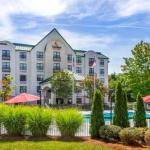 R J Reynolds Auditorium Hotels - Comfort Suites Winston-Salem