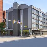 Accommodation near Cleveland Agora - Comfort Inn Downtown