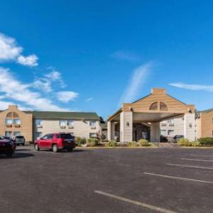 Moraine State Park Hotels - Comfort Inn New Castle