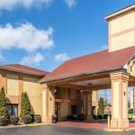 Agricenter Show Place Arena Accommodation - Comfort Inn Memphis