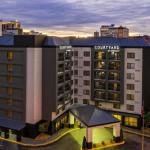 Accommodation near 3rd & Lindsley - Courtyard By Marriott Nashville Vanderbilt/West End