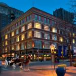Accommodation near Denver Center for the Performing Arts - Courtyard By Marriott Denver Downtown