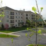 Accommodation near DTE Energy Music Theatre - Courtyard By Marriott Pontiac