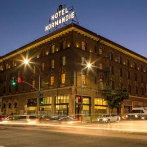 Hotels near The Wiltern - Hotel Normandie - Los Angeles