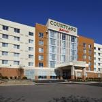 Neyland Stadium Accommodation - Courtyard By Marriott Knoxville West/Bearden