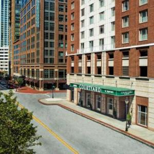 Courtyard By Marriott Downtown Baltimore