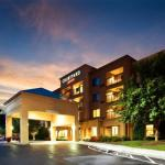 Accommodation near R J Reynolds Auditorium - Courtyard By Marriott Winston-Salem Hanes Mall