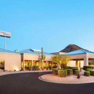 Hotels near Saint Anthony On the Desert - Courtyard By Marriott Scottsdale At Mayo Clinic