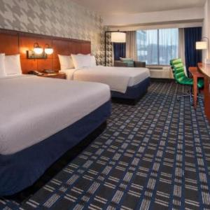 Courtyard Marriott Arlington Crystal City/Reagan National Ap
