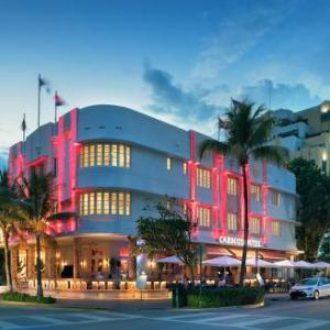 Cardozo Hotel in Miami Beach