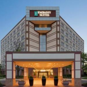 Embassy Suites Hotel Baltimore-At Bwi Airport