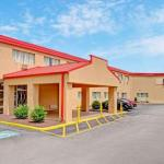 Pimlico Race Course Accommodation - Howard Johnson Pikesville
