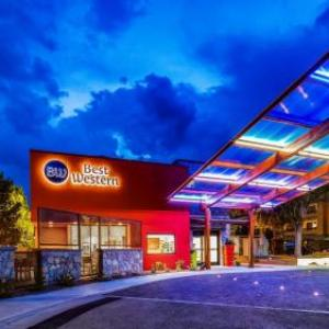 Hotels near McKelligon Canyon - Microtel Inn & Suites by Wyndham El Paso Airport