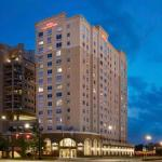 Accommodation near Time Warner Cable Arena - Hilton Garden Inn Charlotte Uptown