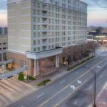 Accommodation near Bank of America Stadium - Residence Inn Uptown Charlotte