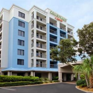 Courtyard By Marriott Cocoa Beach, Cocoa Beach,FL