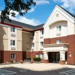 Accommodation near North Carolina State Fair - Hawthorn Suites by Wyndham-Raleigh