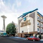 Accommodation near Seattle Center - Quality Inn & Suites Seattle Center