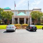 Accommodation near Racquet Club of Memphis - Embassy Suites Memphis