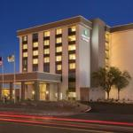 Accommodation near El Paso Convention and Performing Arts Center - El Paso Suites Hotel