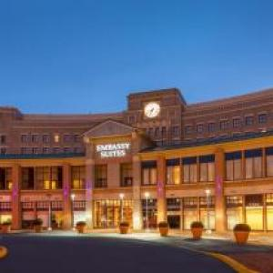 Embassy Suites Hotel Alexandria-Old Town