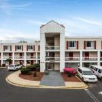 Coyote Joes Charlotte Accommodation - Econo Lodge Charlotte Airport