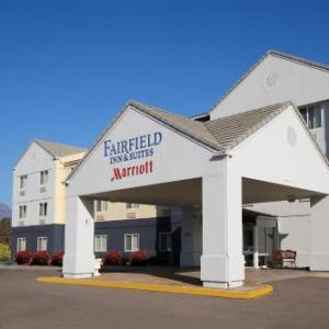 Fairfield Inn & Suites By Marriott Colorado Springs South