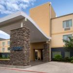 Accommodation near Verizon Theatre Grand Prairie - Fairfield Inn & Suites Arlington Near Six Flags