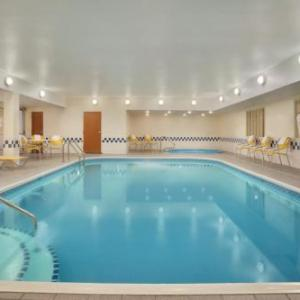 Fairfield Inn & Suites By Marriott Fort Worth University Drive