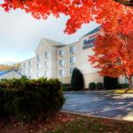 Accommodation near North Carolina State Fair - Fairfield Inn & Suites By Marriott Raleigh Crabtree Valley