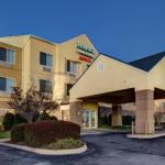 Hylton Memorial Chapel Accommodation - Fairfield Inn And Suites By Marriott Potomac Mills Woodbridge