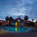 El Paso County Coliseum Accommodation - Wyndham El Paso Airport and Water Park