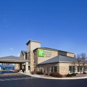 Holiday Inn Express Hotel & Suites Sunbury-Columbus Area