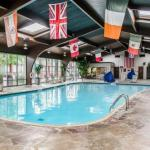 Accommodation near Lust Night Club - Clarion Inn and Conference Center Hudson