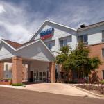Pinnacle Events Center Hotels - Fairfield Inn & Suites By Marriott Denver North/Westminster