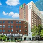 Accommodation near Time Warner Cable Arena - Holiday Inn Charlotte-Center City