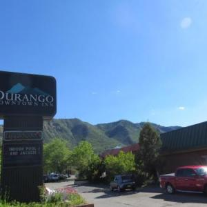Durango & Silverton Narrow Gauge Railroad Hotels - The Durango Downtown Inn