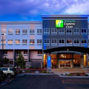 1st Congregational Church Colorado Springs Hotels - Holiday Inn Express & Suites Colorado Springs Central
