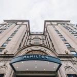 Hotels near Walter E Washington Convention Center - Crowne Plaza The Hamilton-Washington DC