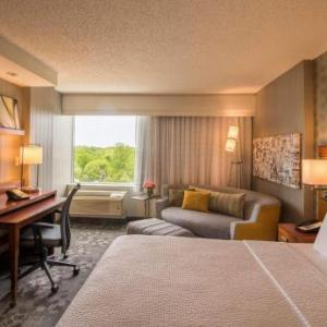 Rock Creek Park Hotels - Courtyard By Marriott Chevy Chase