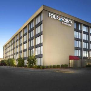 KCI Expo Center Hotels - Four Points By Sheraton Kansas City Airport