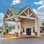 R J Reynolds Auditorium Accommodation - Quality Inn & Suites Hanes Mall