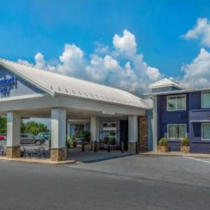 Hotels near Maple Grove Raceway - Comfort Inn Lancaster County North