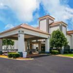Virginia International Raceway Accommodation - Holiday Inn Express South Boston