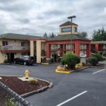 Accommodation near White River Amphitheatre - Days Inn Federal Way
