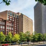 Accommodation near Lifestyle Communities Pavilion - Crowne Plaza Columbus - Downtown